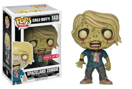 Funko Pop Call of Duty Spaceland Zombie Target