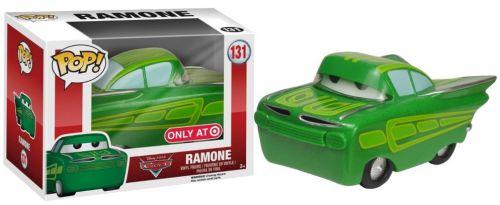 Funko Pop Disney 131 Ramone Green Target