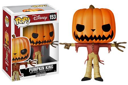 Funko Pop Disney 153 Pumpkin King