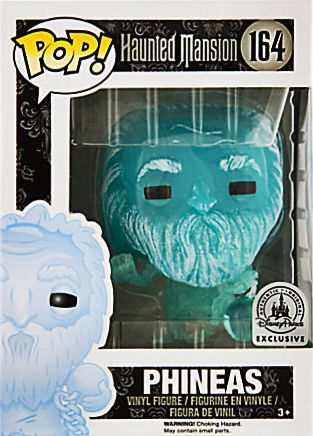 Ultimate Funko Pop Haunted Mansion Figures Checklist and Gallery 8