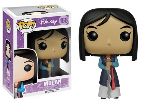 Ultimate Funko Pop Mulan Figures Checklist and Gallery 21