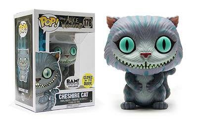 Funko Pop Disney 178 Cheshire Cat GITD Books A Million