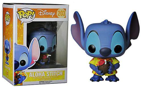 Funko Pop Disney 203 Aloha Stitch Hot Topic