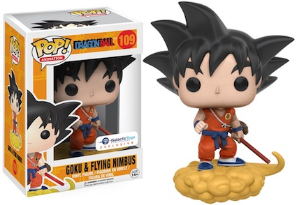 Ultimate Funko Pop Dragon Ball Z Figures Checklist and Gallery 20