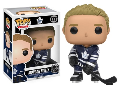 Funko Pop NHL Vinyl Figures 07 Morgan Riley