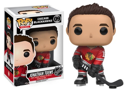 Funko Pop NHL Vinyl Figures 09 Jonathan Toews