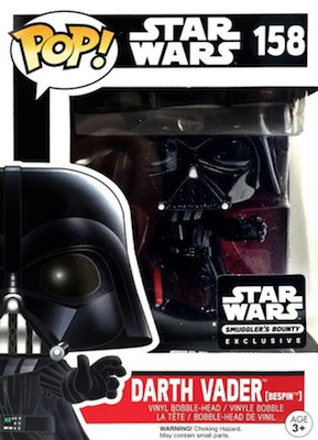 Ultimate Funko Pop Star Wars Figures Checklist and Gallery 200