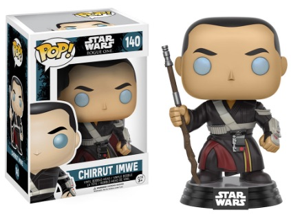 Funko Pop Star Wars Rogue One 140 Chirrut Imwe