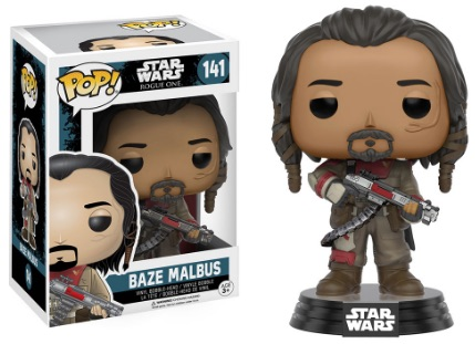 Funko Pop Star Wars Rogue One 141 Baze Malbus