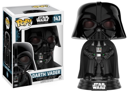 Funko Pop Star Wars Rogue One 143 Darth Vader