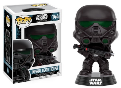 Funko Pop Star Wars Rogue One 144 Imperial Death Trooper