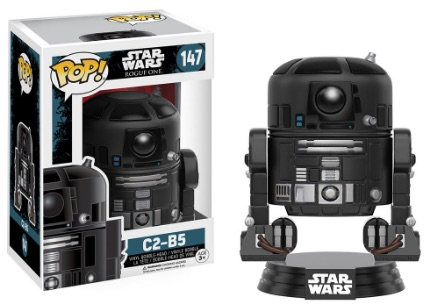 Funko Pop Star Wars Rogue One 147 C2-B5