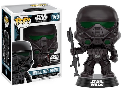 Funko Pop Star Wars Rogue One 149 Imperial Death Trooper Smuggler's Bounty
