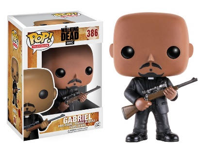 Funko Pop Walking Dead 386 Gabriel