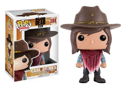 Funko Pop Walking Dead 388 Carl Grimes