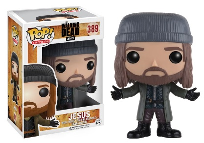 Funko Pop Walking Dead 389 Jesus