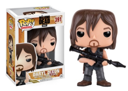 Funko Pop Walking Dead 391 Daryl Dixon