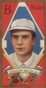 Top 10 Tris Speaker Baseball Cards 8