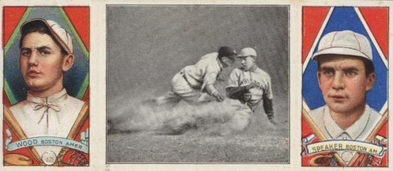 Top 10 Tris Speaker Baseball Cards 6