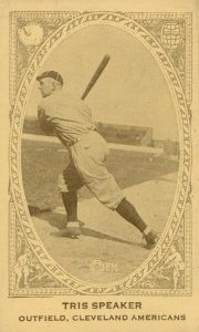 Top 10 Tris Speaker Baseball Cards 2