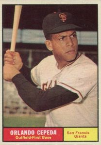 Top 10 Orlando Cepeda Baseball Cards 2