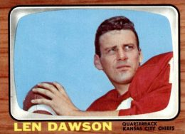 Top 10 Len Dawson Football Cards 6
