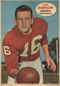 Top 10 Len Dawson Football Cards 3