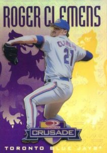 Top 10 Roger Clemens Baseball Cards 2