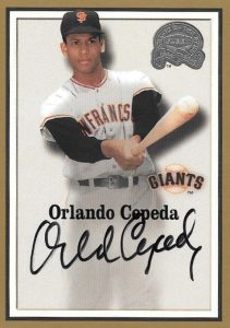 Top 10 Orlando Cepeda Baseball Cards 8
