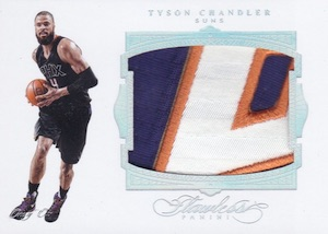 2015-16 Panini Flawless Basketball Patches