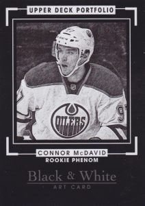 2015-16-upper-deck-portfolio-connor-mcdavid-rc-340-black-white-art