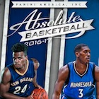 2016-17 Panini Absolute Basketball Cards