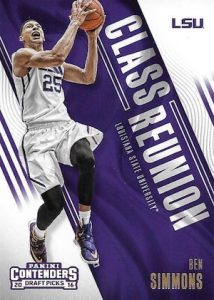 2016-17 Panini Contenders Draft Picks Basketball Cards - Checklist Added 28