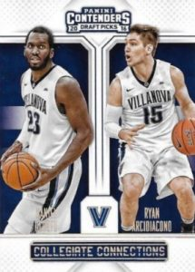 2016-17 Panini Contenders Draft Picks Basketball Cards - Checklist Added 29