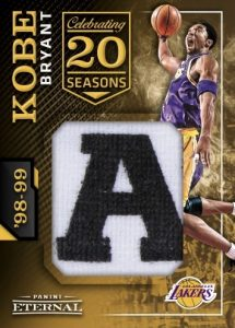 2016-17 Panini Eternal Trading Cards 22