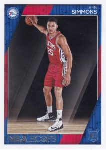 2016-17 Panini NBA Hoops Basketball Cards 21