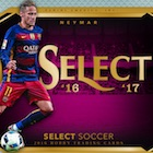 2016-17 Panini Select Soccer Cards