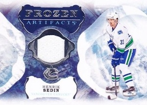 2016-17 Upper Deck Artifacts Hockey Cards - Final Rookie Redemptions List 30