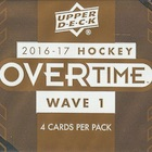 2016-17 Upper Deck Overtime Hockey Cards - Wave 3 Checklist Added