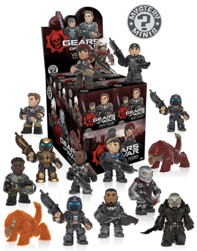 2016 Funko Gears of War Mystery Minis 1