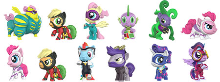 funko my little pony power ponies mystery minis checklist exclusives