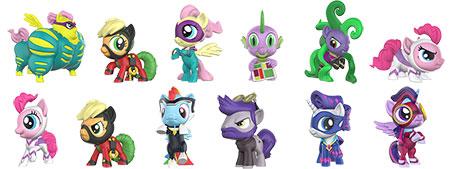 2016 Funko My Little Pony Power Ponies Mystery Minis 2