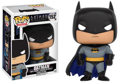 Ultimate Funko Pop Batman Animated Series Figures Gallery and Checklist 1