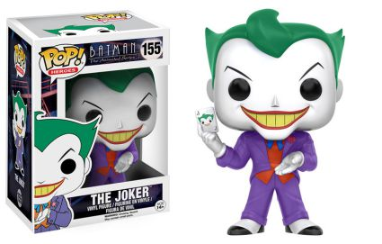 Funko Pop Batman Animated Series Vinyl Figures 6