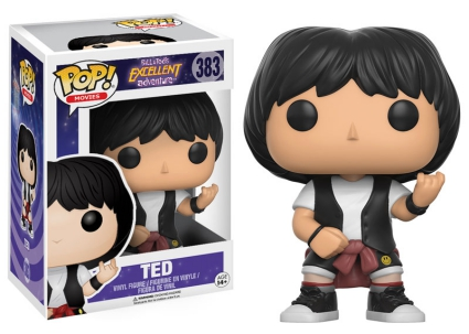 Funko Pop Bill and Ted's Excellent Adventure