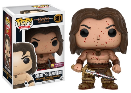 2016 Funko Pop Conan the Barbarian Vinyl Figures 22