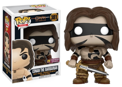 2016 Funko Pop Conan the Barbarian Vinyl Figures 23