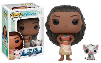 Ultimate Funko Pop Moana Figures Checklist and Gallery 21