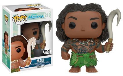 Ultimate Funko Pop Moana Figures Checklist and Gallery 27
