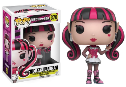 2016 Funko Pop Monster High Vinyl Figures 22